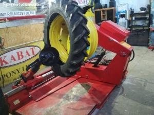 Шиномонтаж и ремонт индустриальных шин