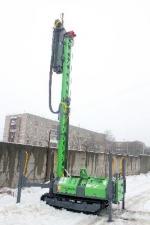 Сваебойная установка «Стройматик СГК-200»