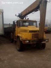 Автокран КС 3575А1