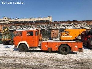 Автовышка телескопическая АЛ30 ПРОДАЖА