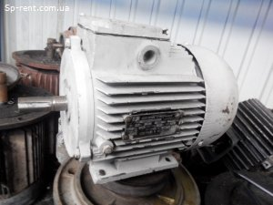 Электродвигатель 0.75 квт