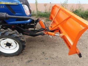 Отвал для трактора погрузчика грейдерный